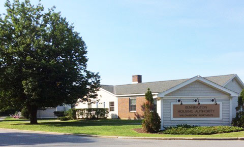 Bennington Housing Authority Willowbrook offices